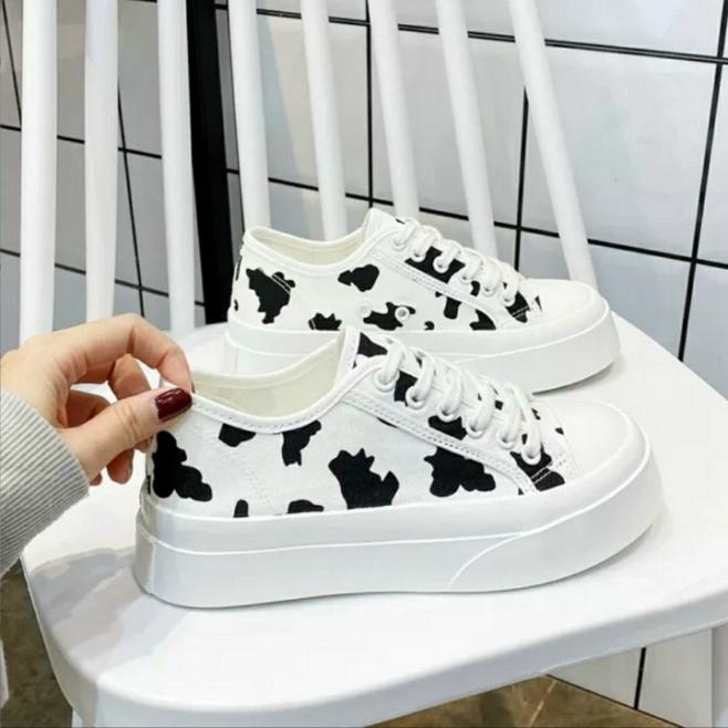 ⚡️ Quỳnh Quỳnh shop - Giày thể thao nữ Mèo Cá & Bò sữa  Cute giá rẻ