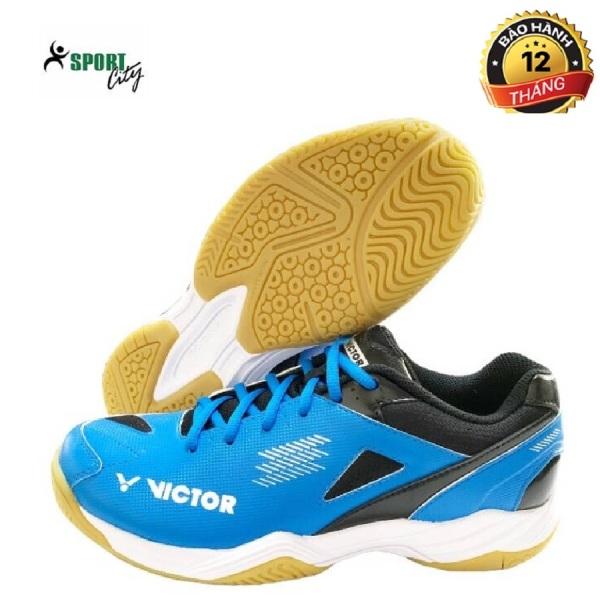 Giày cầu lông nam nữ Victor A171, đế cao su già đàn hồi chống trơn trượt-giày đánh bóng chuyền-giày thể thao nam nữ