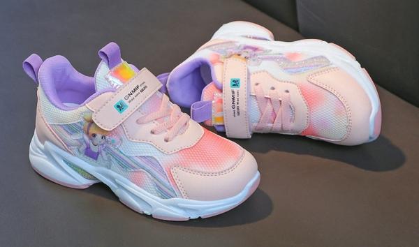 Giá bán Giày thể thao bé gái - Giày đi học bé gái ( Mẫu mới ) TLS49