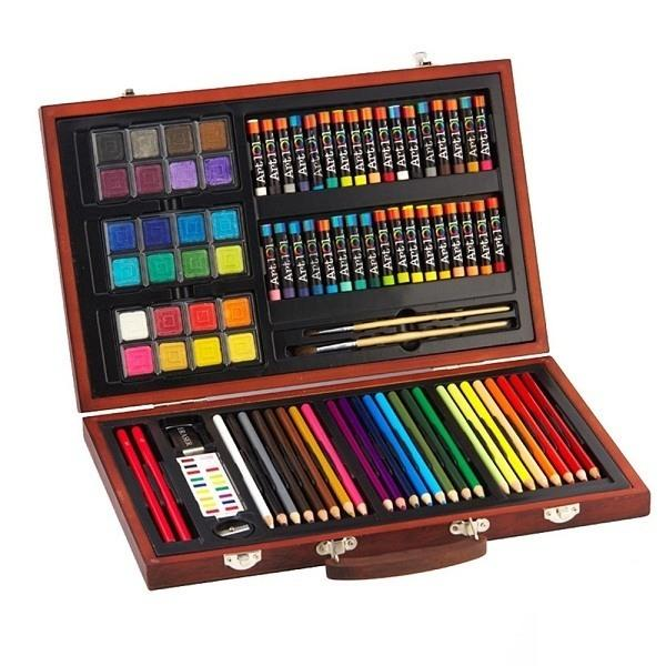 Bộ Bút Màu Vẽ Đa Năng Colomate MS-93W Cùng Giá Khuyến Mãi Hot