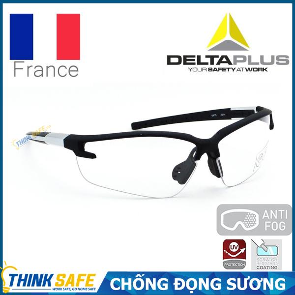 Giá bán Kính bảo hộ Deltaplus Fuji2 mắt kính chống bụi - chống trầy xước - đọng sương - chống 99,99% tia cực tím