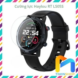 Dán cường lực đồng hồ Haylou RT LS05S - chính hãng SIKAI thumbnail