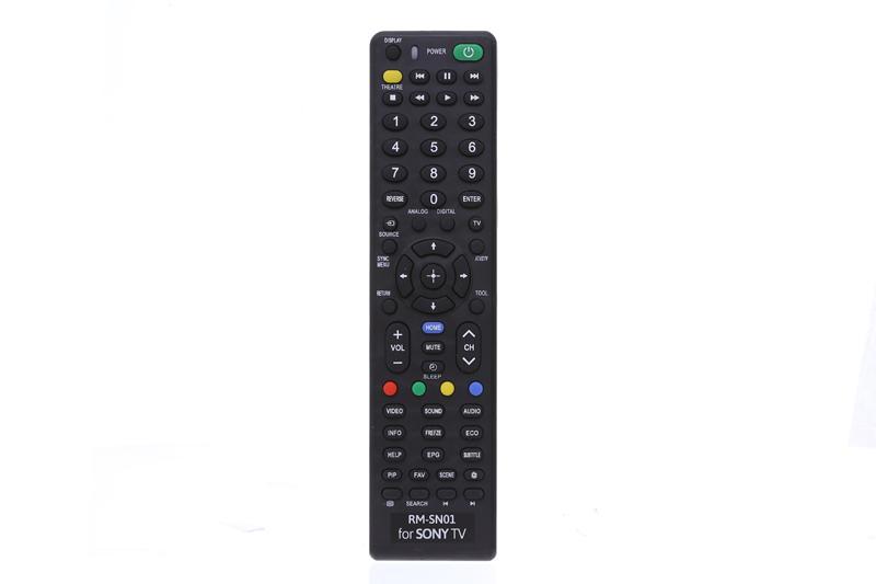 Bảng giá Điều khiển Tivi LCD-LED Sony COSANO RM-SN01 Đen