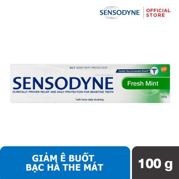 Kem đánh răng Sensodyne Freshmint 100g giá rẻ