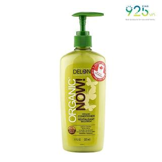 Dầu Xả DELON Organic Now chiết xuất từ nha đam hữu cơ dung tích 325ml - Organic Now Conditioner 325ml thumbnail
