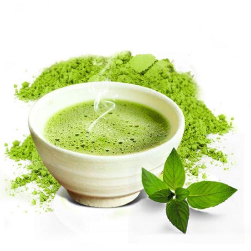 bột trà xanh nguyên chất 500 gram nhập khẩu