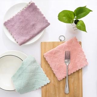 1 khăn lau bếp đa năng 2 mặt siêu thấm hút mềm mịn - Khăn lau bếp, khăn lau chén, bát, đũa, xoong nồi thumbnail