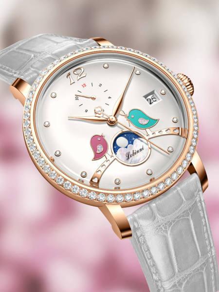Đồng hồ nữ chính hãng LOBINNI L2065-2