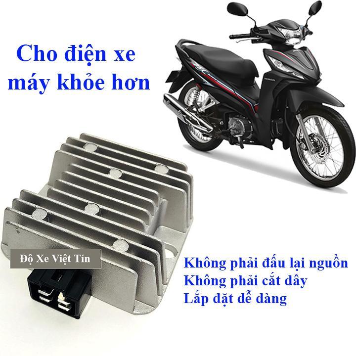 Sạc độ xe máy Shilan không cần đấu điện cho điện xe máy khỏe hơn KC38 - Việt Tín