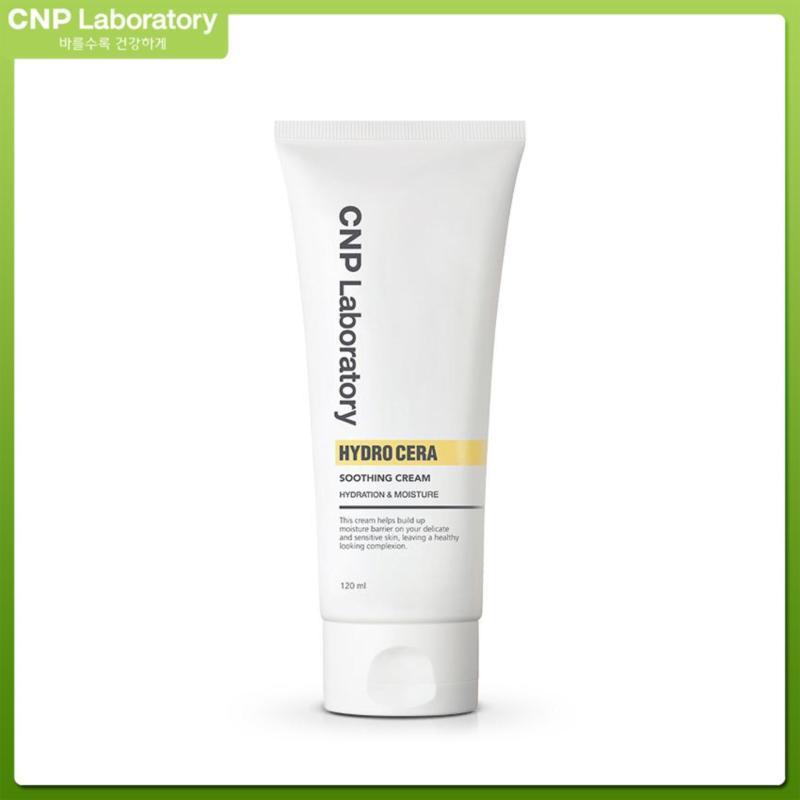 Kem dưỡng ẩm làm dịu da chuyên sâu CNP Laboratory Hydro Cera Soothing Cream 120ml giá rẻ