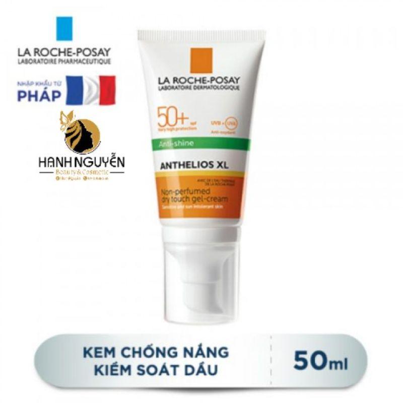 Kem chống nắng La Roche Posay Gel Cream SPF 50+ cho da dầu - 50ml, cam kết hàng đúng mô tả, chất lượng đảm bảo an toàn đến sức khỏe người sử dụng