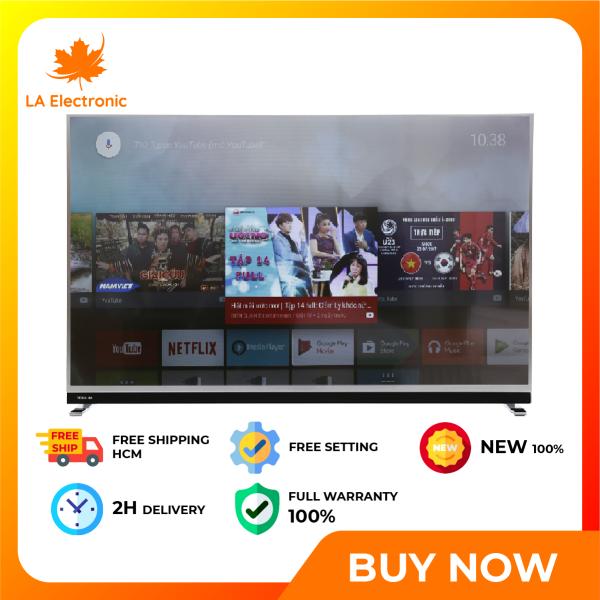 Bảng giá Trả Góp 0% - Android Tivi Toshiba 49 inch 49U9750 - Miễn phí vận chuyển HCM