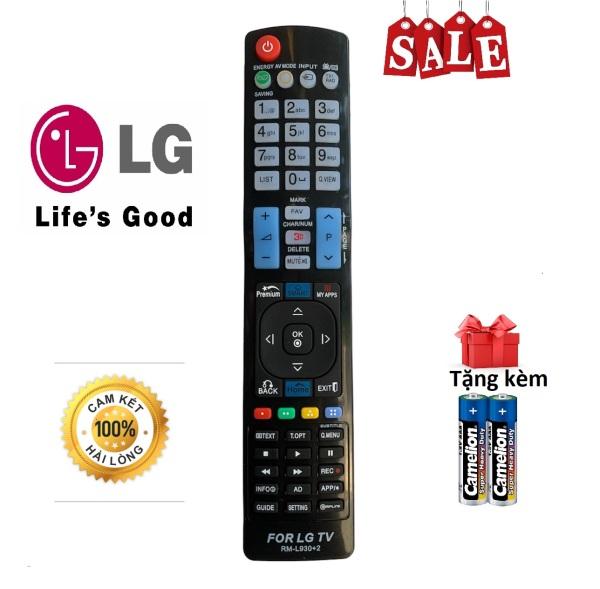 Bảng giá Điều khiển tivi LG các dòng tv LG LM, UM , SM - Hàng tốt [ tặng kèm pin ]