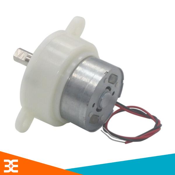 Động Cơ Giảm Tốc 3-12VDC 3-30Rpm JS30