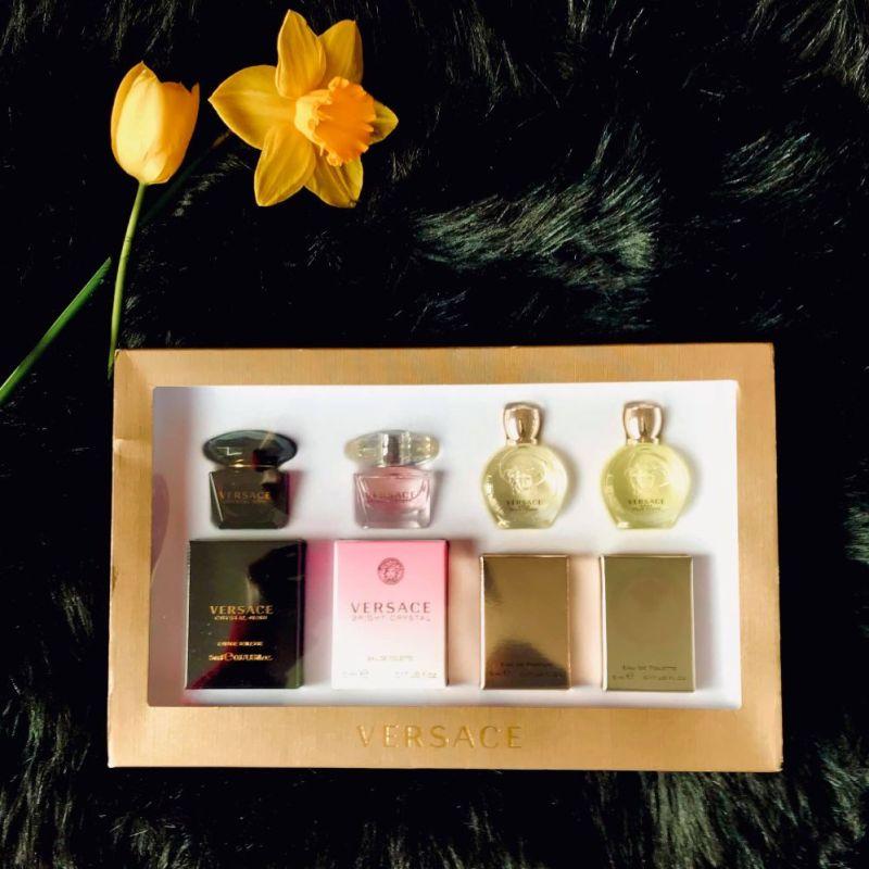 Set nước hoa Versace mini 5m