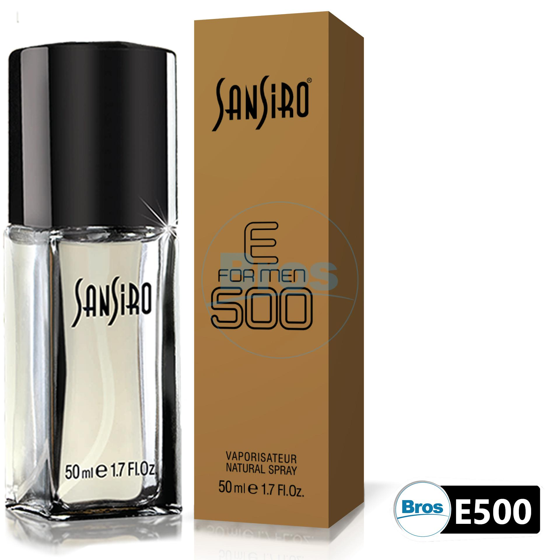 Nước hoa Sansiro 50ml cho nam - E500