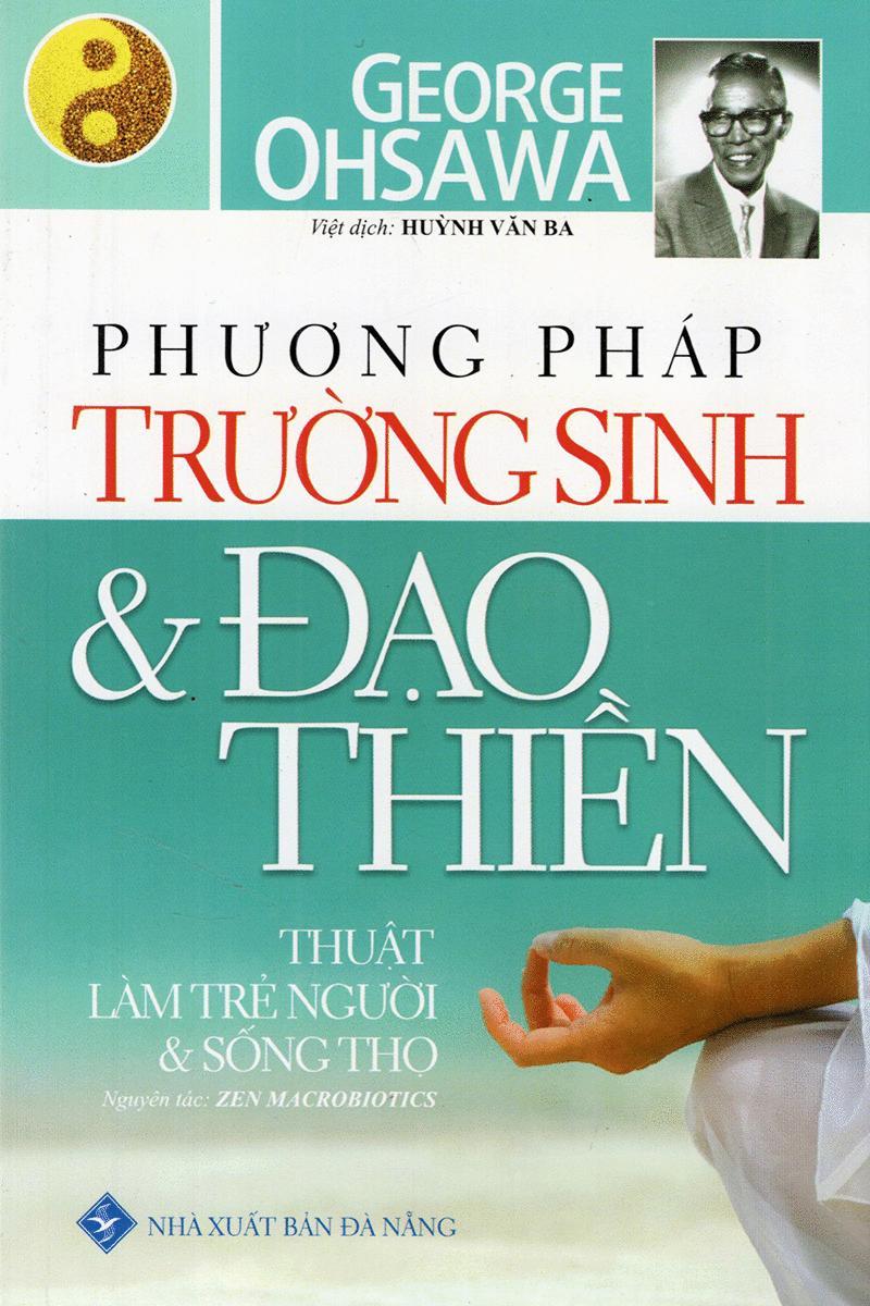 Mua Phương Pháp Trường Sinh Và Đạo Thiền