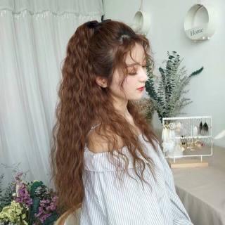 tóc giả cột xù 🎁 FREESHIP 🎁Tóc giả cột xù tơ cao cấp- kèm ảnh