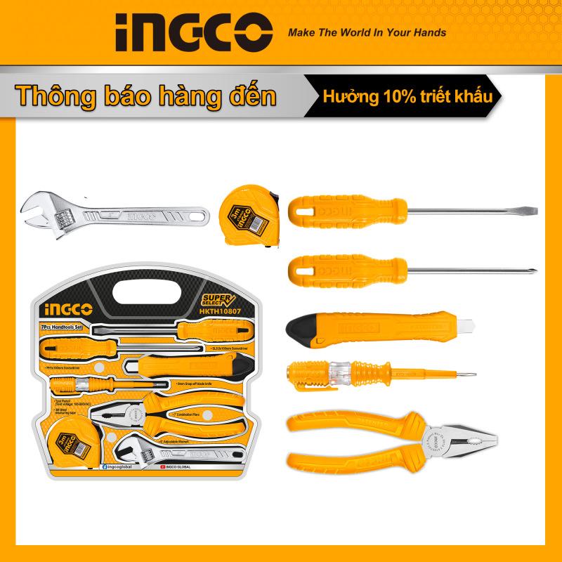 Bộ 7 dụng cụ cầm tay INGCO HKTH10807
