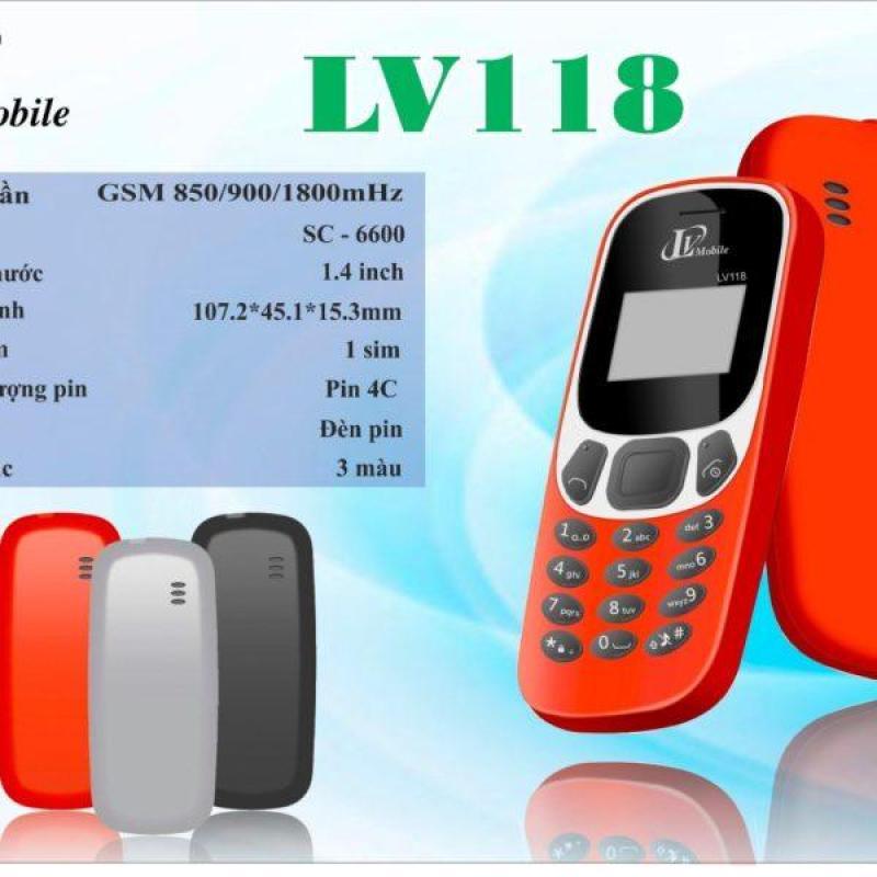 Điện Thoại Lv Mobile LV118 Fullbox