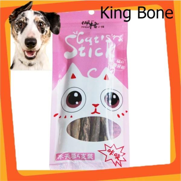 [HCM]Bộ 5 que làm sạch răng dành cho mèo ( que nhỏ)