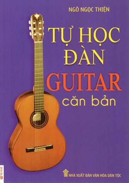 Mua Tự Học Đàn Guitar Căn Bản (Kèm CD)
