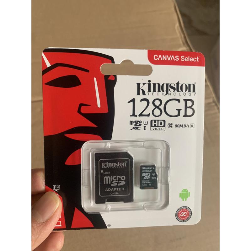 Thẻ nhớ MicroSDXC  128GB Class 10 UHS-I