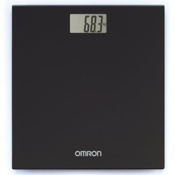Cân sức khoẻ điện tử mặt kinh cường lực Omron HN-289 (xanh - đen) (đen), chất lượng đảm bảo an toàn đến sức khỏe người sử dụng, cam kết hàng đúng mô tả