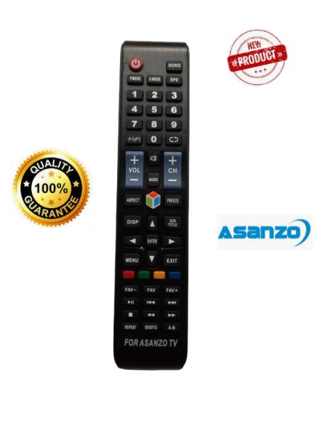 Bảng giá Điều khiển tivi Asanzo Smart TV- Hàng tốt