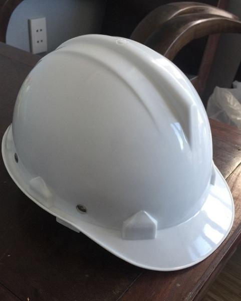 [Combo] 10 Mũ bảo hộ lao động loại khóa vặn (màu trắng)