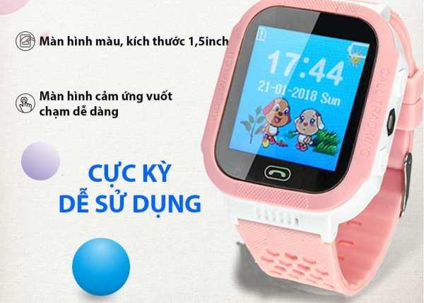 Đồng hồ, đồng hồ thông minh, vòng tay thông minh, định vị, ĐỒNG HỒ ĐỊNH VỊ TRẺ EM MT-05 bán chạy