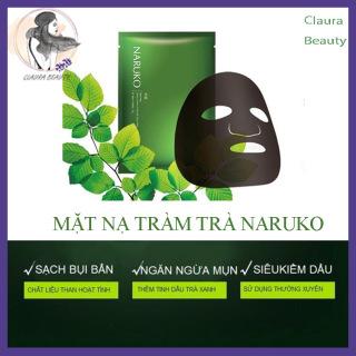 MẶT NẠ NARUKO TRÀM TRÀ Măt Nạ Trà Xanh Claura Beauty thumbnail