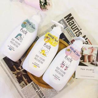 [Mịn Màng - Thơm Lâu] Sữa Tắm Thơm Lâu Yesnow Bath Nội Địa Trung (500ml) thumbnail