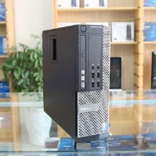 Máy tính để bàn đồng bộ Dell Optiplex 790 ( i3 2100 4GB HDD 250GB ) -Tặng Chuột không dây , Bàn di chuột,Bảo Hành 24 Tháng -Hàng nhập khẩu thumbnail