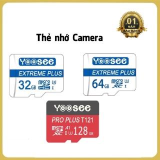 Thẻ nhớ Yoosee MicroSD cao cấp tốc độ cao sử dụng cho Camera thumbnail