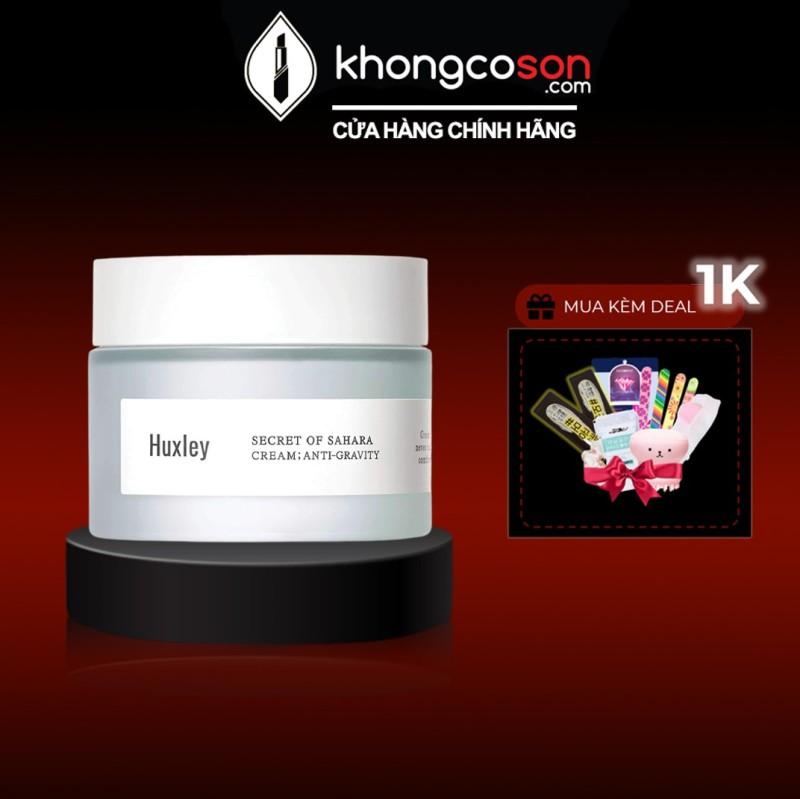Kem Dưỡng Trắng Da, Giúp Da Căng Bóng, Bảo Vệ Da Huxley Cream Glow Awakening 50ml - Khongcoson