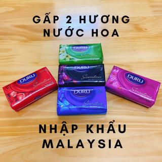Xà bông cục Duru 90g thêm 2 lần hương nước hoa Thổ Nhĩ Kỳ nhập khẩu Malaysia đầy đủ giấy tờ kiểm nghiệm thumbnail