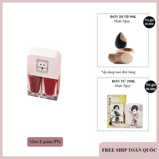 Sơn móng tay set 2 màu FREESHIP TOÀN QUỐC hot 2020 phong cách hàn quôc (KHUYẾN MÃI 3 NGÀY) thumbnail