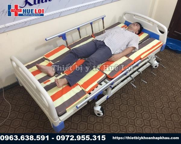 Giường Bệnh Cao Cấp - Giường Y Tế( giá bán 10,500,000đ)