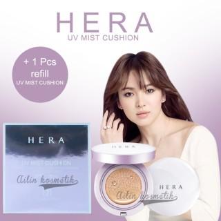 Phấn Nước Hera UV Mist Cushion Cover SPF50+ PA+++ 15gx2 thumbnail