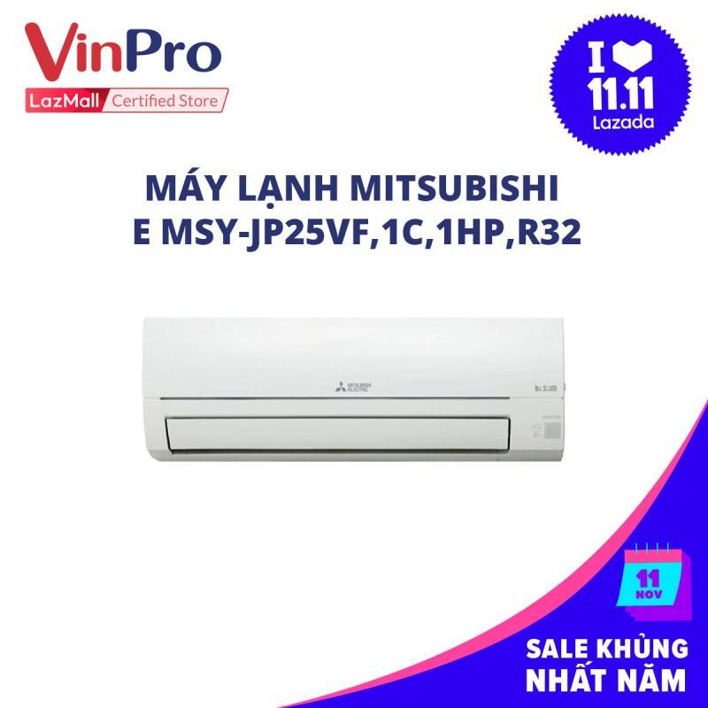 Bảng giá Máy lạnh Mitsubishi E MSY-JP25VF,1C,1HP,R32