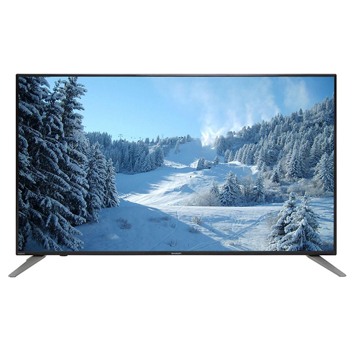 Bảng giá TIVI LED SHARP 2T-C40AE1X - Hàng chính hãng - Độ phân giải Full HD, Công nghệ âm thanh Bass Enhancer cho âm thanh sống động - Bảo hành 1 năm