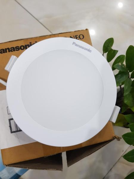 Đèn LED âm trần Panasonic 9W tròn NNP72278 Neo Slim