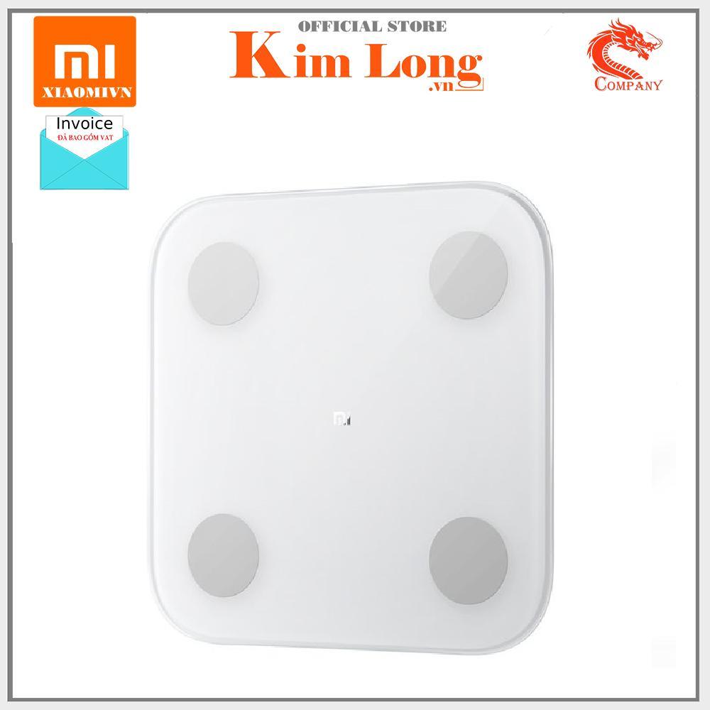 Cân Thông Minh Xiaomi Mi Smart Scale Gen 2 LPN4013GL - Hãng phân phối chính hãng