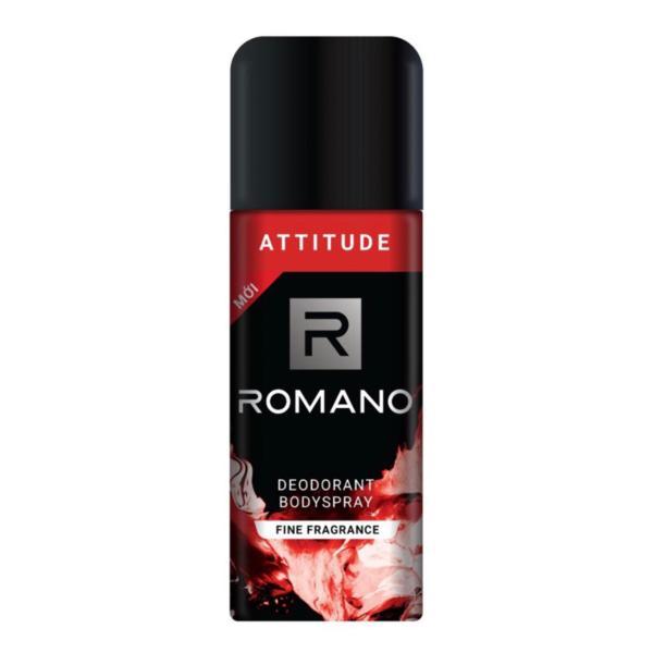 Xịt khử mùi Romano Attitude 150ml giá rẻ