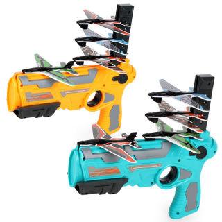 Đồ chơi máy bắn máy bay lượn mô hình trẻ em thumbnail