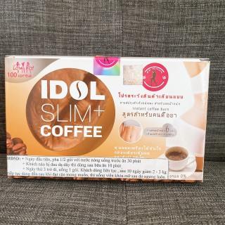 Cà phê giảm cân idol slim 3 IN 1 (Hộp 10 gói nhỏ x 15g) Mai Lee - cà phê mai lee - cfe giam can mai lee thumbnail