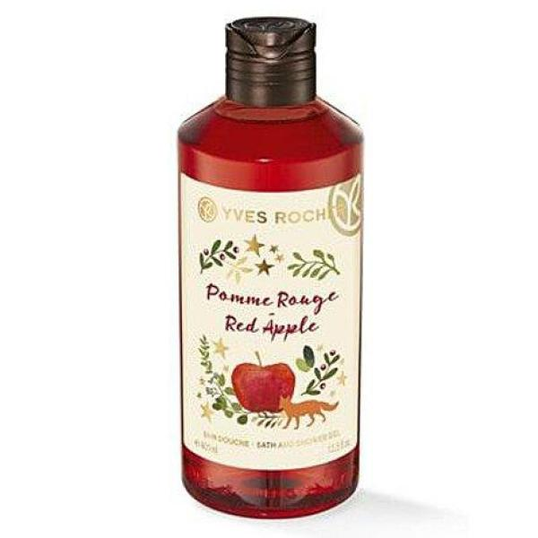 Gel Tắm Yves Rocher Red Apple Bath & Shower Gel 400ml nhập khẩu
