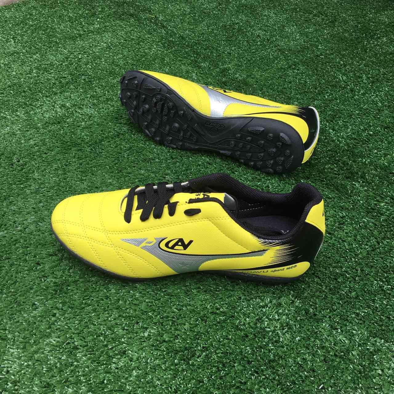 Giày đá bóng giày đá banh sân cỏ nhân tạo coavu siêu bền Nhật Bản