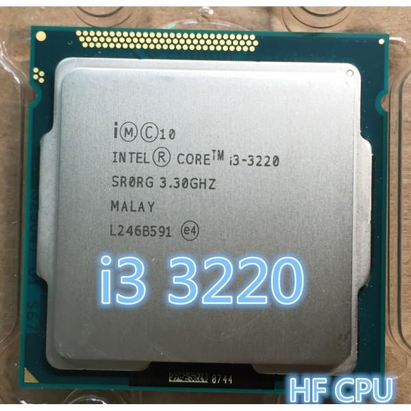 Bảng giá Con CPU Core i3 3220 - chip cpu i3 Phong Vũ